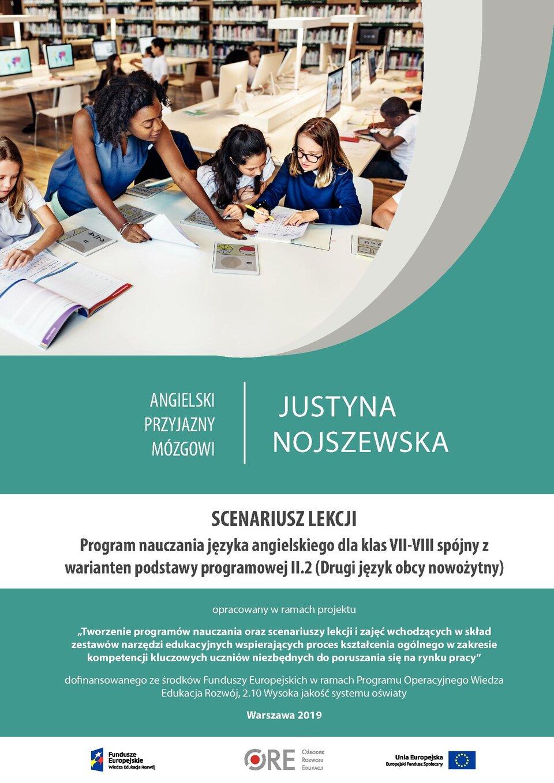 Pobierz plik: SCENARIUSZ LEKCJI NR 10 - czas Future Simple - vocabulary.pdf