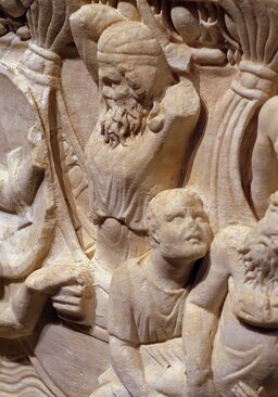 Tribal societies and Roman traditions
