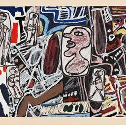 Nowa estetyka wsztuce – Art Brut wtwórczości Jeana Dubuffeta
