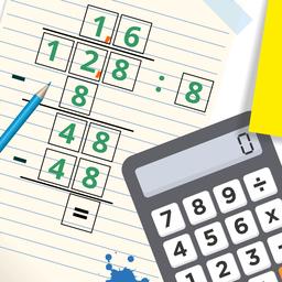 Column multiplication by multi-digit numbers