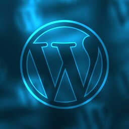 The WordPress content management system