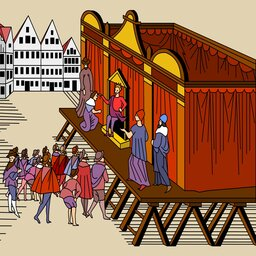 Teatr wśredniowieczu