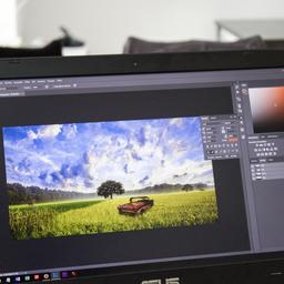 Digital photo processing
