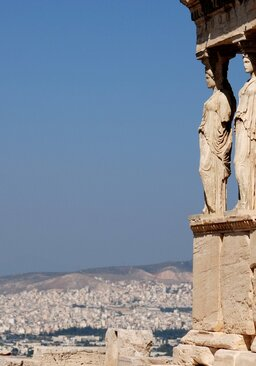 The beginnings of Greek civilisation. Sparta and Athens.