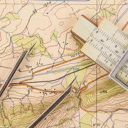 Wjaki sposób wysokości wterenie przenieść na mapę?
