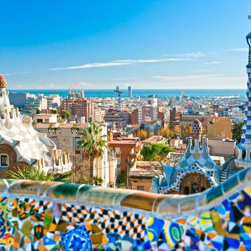 Organiczna plastyczność warchitekturze Gaudiego
