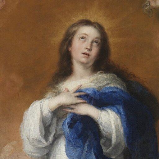 Hiszpański Rafael – nowy typ Madonny wobrazach Bartoloméa Estebana Murilla