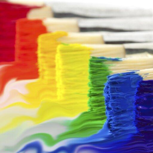Podróż do wymarzonej krainy – praca plastyczna zwykorzystaniem wiedzy ośrodkach wyrazu plastycznego