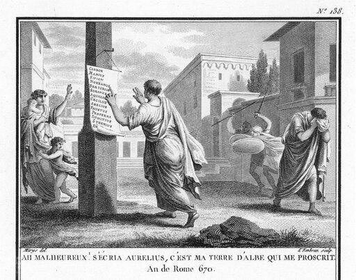 Rzym pod rządami jednego. Dyktatura Sulli