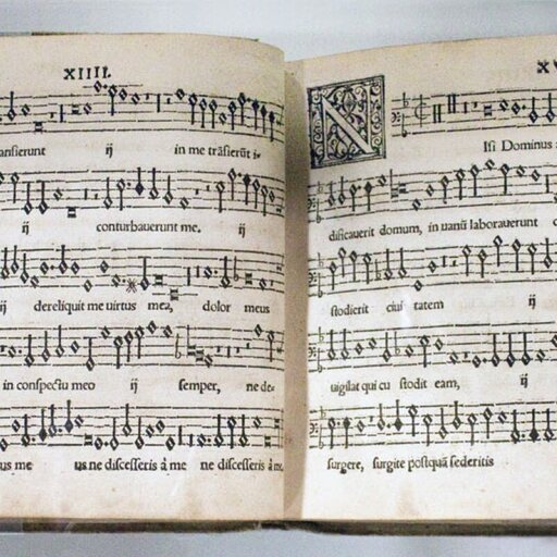 Wsłużbie dworu ikościoła: muzyka twórców franko-flamandzkich XV iXVI wieku