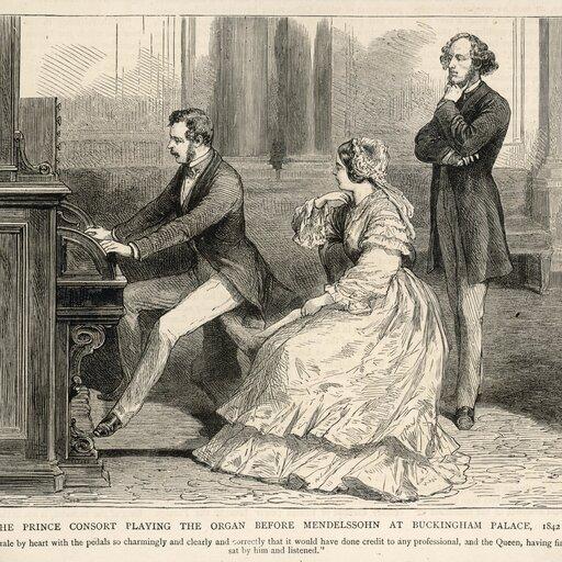 Wybrani kompozytorzy XIX w. - Felix Mendelssohn-Bartholdy
