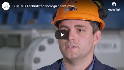 Technik technologii chemicznej MD FILM