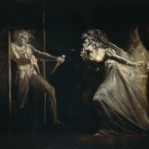 Preromantyczny świat nocnych koszmarów wmalarstwie Johanna Heinricha Füssliego