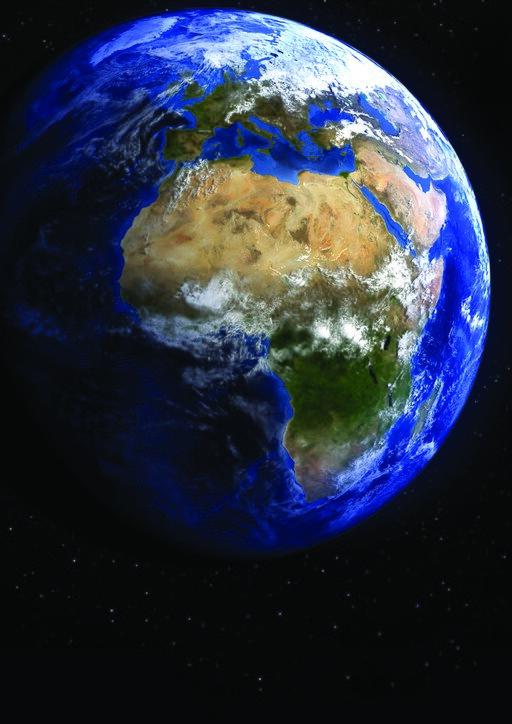 Miejsce Ziemi weWszechświecie. Kształt iwymiary Ziemi