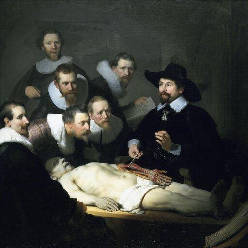 Sława artysty - Rembrandt van Rijn (cz.1)