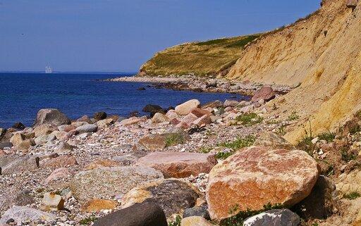 Linia brzegowa itypy wybrzeży Bałtyku