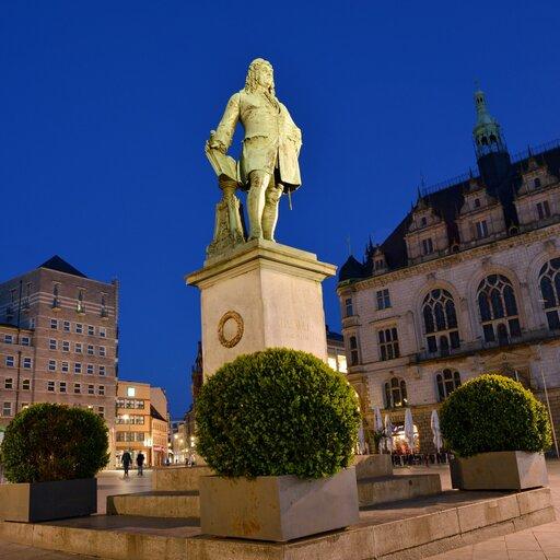 Niemiec czy Anglik? Georg Friedrich Haendel