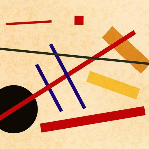 Abstrakcja geometryczna. Projektujemy odzież iakcesoria.