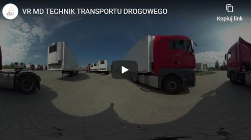 Technik transportu drogowego VR MD
