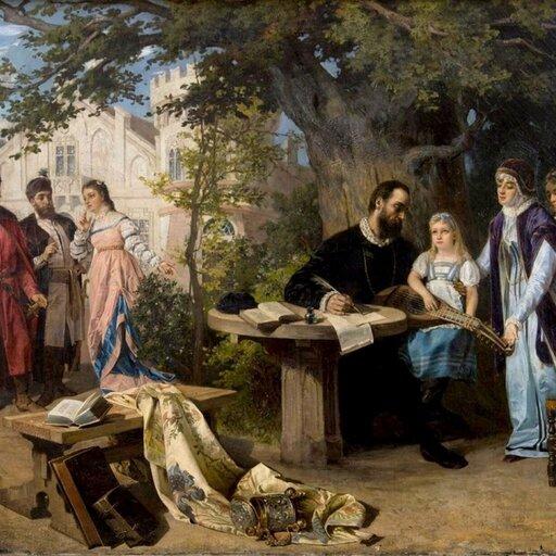 Sylwetki twórców polskiego rensansu