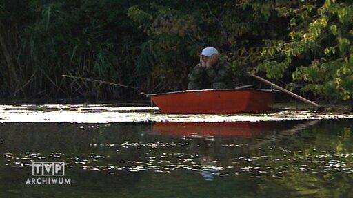 Sprzątanie Jeziorka Czerniakowskiego