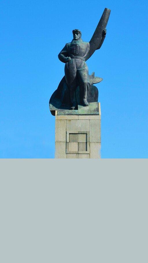 Pomnik Lotnika. Osiągnięcia polskich lotników wII Rzeczypospolitej