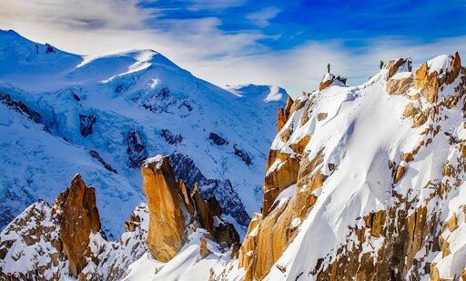 Rozpoznaj rodzaje gór