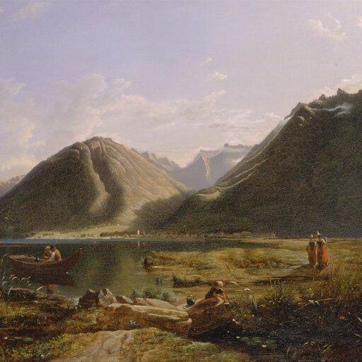 Cechy romantycznego przeżywania na podstawie wiersza Juliusza Słowackiego <i>Tam byli, kędy śnieżnych gór błyszczą korony...</i>