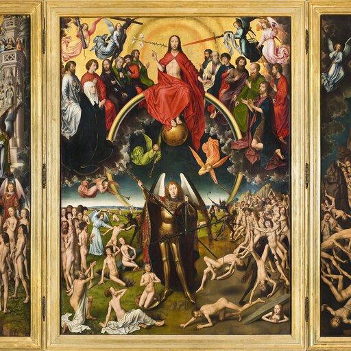 Niderlandzkie malarstwo XV wieku – pomiędzy gotykiem arenesansem