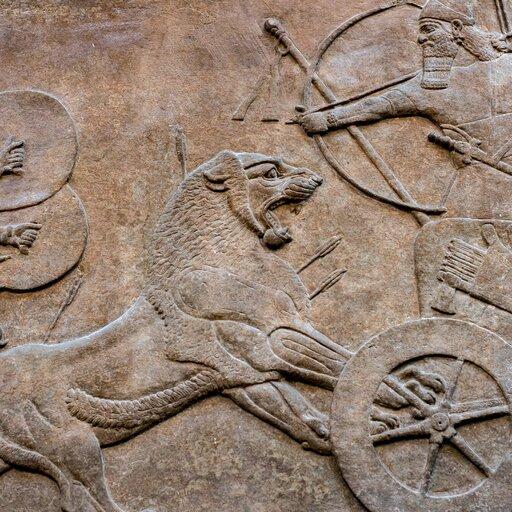 Wkręgu najstarszej cywilizacji - sztuka starożytnej Mezopotamii