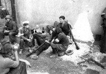 Powstanie Warszawskie - żołnierskie życie (5)