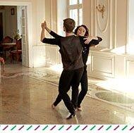 Swingujący król tańca – nauka podstawowych kroków walca angielskiego