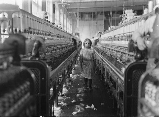 Nadzieje irozczarowania. Społeczne skutki rewolucji przemysłowej