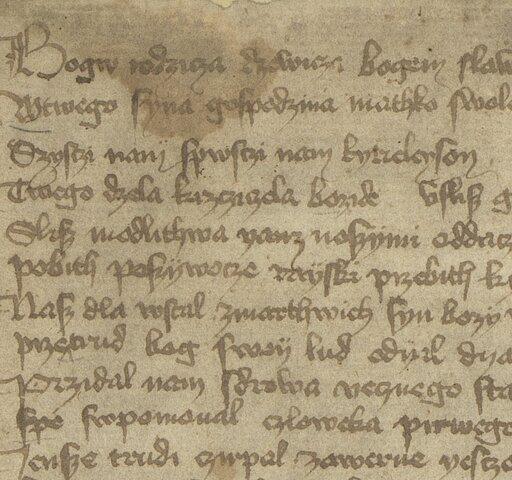 Czy na pewno rozumiemy <i>Bogurodzicę</i>? Archaizmy wnajstarszej polskiej pieśni