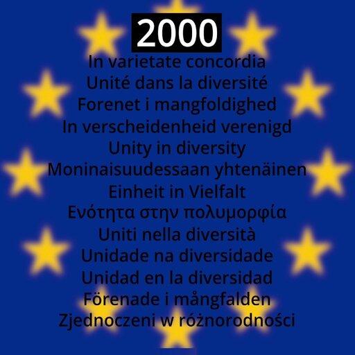 Różni razem – Unia Europejska