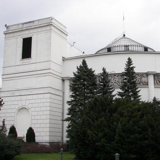 Jak powstaje ustawa? Sejm