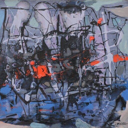 Od dzieła malarskiego po sztukę akcji - Tadeusz Kantor