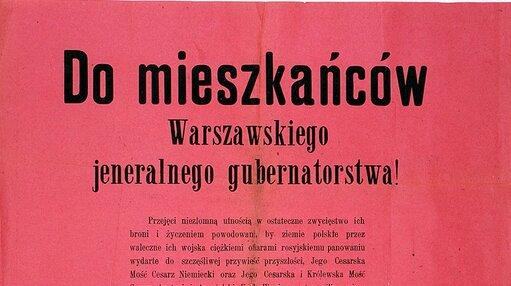 Wielka licytacja wsprawie polskiej