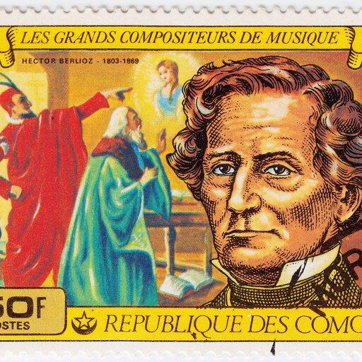Wybrani kompozytorzy XIX wieku - Hector Berlioz
