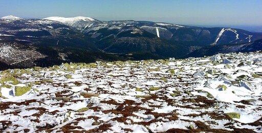 Parki narodowe irezerwaty biosfery wPolsce