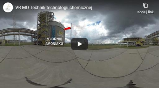 Technik technologii chemicznej VR MD