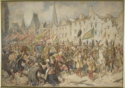 Blaski icienie zwycięstwa pod Wiedniem. Ostatnie lata panowania Jana III Sobieskiego