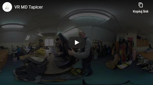 Tapicer VR MD