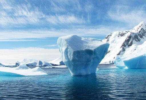 Formy występowania lodu na Ziemi