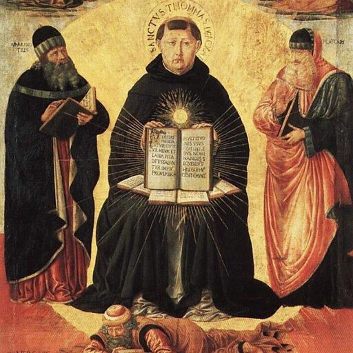 Średniowieczna synteza św. Tomasza zAkwinu