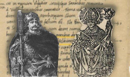 Początki rządów Bolesława Chrobrego. Dzieje jednej przyjaźni