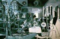 """Scenariusz lekcji """"Pintores españoles: Velázquez, Goya, Picasso, Dalí yMiró."""""""