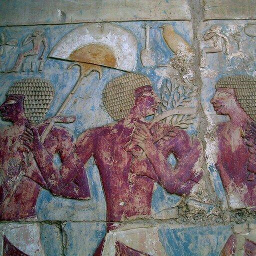 Kanony imagia sztuki – starożytny Egipt