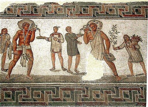 Skutki podbojów rzymskich. Niewolnictwo