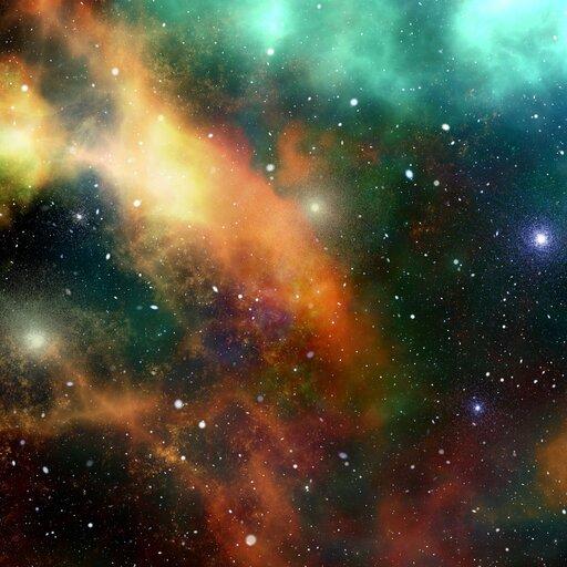 """Scenografia teatralna. Projektujemy mapę nieba do spektaklu """"Gwiezdna podróż""""."""